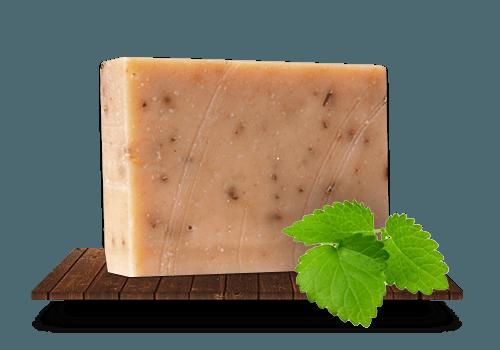Éberség – Citromfüves kecsketejes szappan